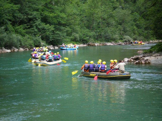 triftar rafting